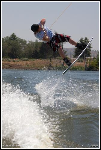 wakeboarding extreme